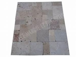 travertin opus romain a partir de 10 eur ht m2 40x60 et With plage piscine pierre naturelle 5 margelle de piscine et fontaine en pierre destaillade