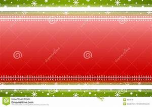 Red Green Stripes Snowflakes Christmas Background Royalty ...