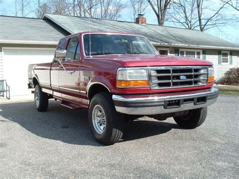 purchase   ford   xlt extended cab pickup