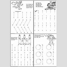 Pre Writing Worksheets On Pinterest  Penmanship, Worksheets And Writing