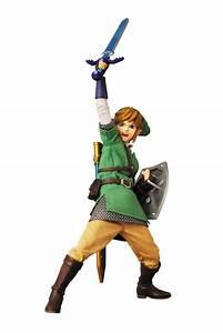 Skyward Sword Zelda RAH Action Figure - Link @Archonia_US