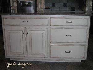 distressed kitchen cabinets pictures tjihome With kitchen colors with white cabinets with distressed shutter wall art