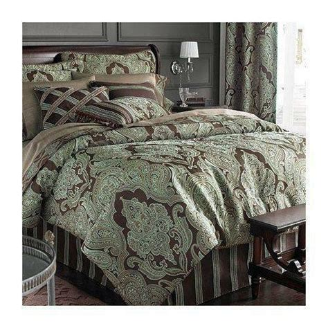 Blue And Brown Duvet Cover by Duvet Cover Blue Brown Ebay