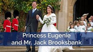 The wedding of Princess Eugenie and Jack Brooksbank: Full ...
