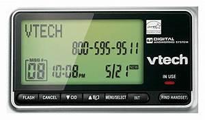 Vtech Dect Cs6649 Corded Phone
