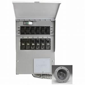 Honda Indoor Transfer Switch  30a  125v  Eu3  Rel