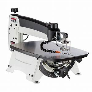 Jet® JWSS-22 22'' Scroll Saw with Foot Switch Rockler
