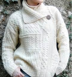 Irish Sweater Cardigans Women