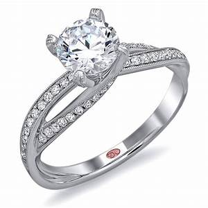 Unique white gold wedding rings for unique personality for Unique white gold wedding rings