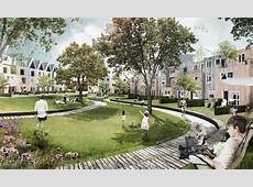 DELVA Landscape Architects blend traditional architecture