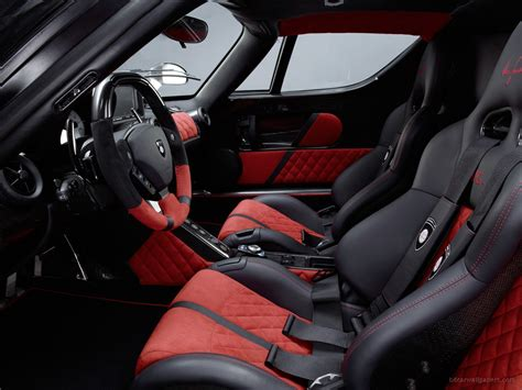 gemballa mig  ferrari enzo interior wallpaper hd car
