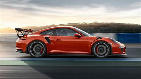911 Gt Rs by Porsche 911 Gt3 Rs Revealed In India