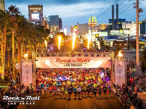 rock  roll las vegas marathon  marathon