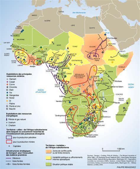 Carte Du Monde Afrique Subsaharienne by Territoires 171 Utiles 187 De L Afrique Subsaharienne