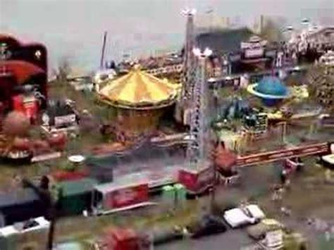 scale model circus carnival youtube