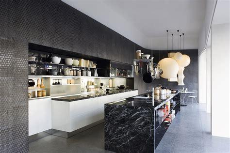 black island kitchen black marble kitchen island design olpos design