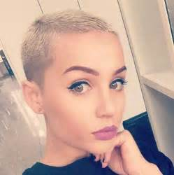 Super Short Pixie Haircut for Women