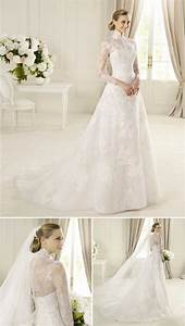 15 wedding dresses for a traditional ceremony onewed With church wedding dresses