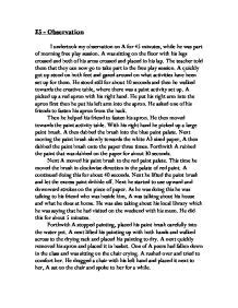 Child Development In Preschool Essay by Child Psych Observation Essay Limited Time Offer Buy It Now