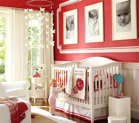 Kinderzimmer Ideen Rot by Baby Nursery Themes Slideshow