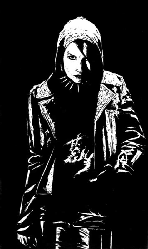 Girl with the Dragon Tattoo- Noomi Rapace. by zippertoe on DeviantArt