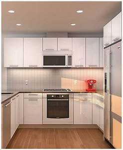 modern kitchen cabinets for small kitchens greenvirals style With modern small kitchen design photos