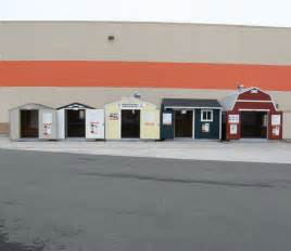 storage sheds plans home depot images