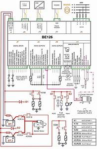 Wiring Diagram Plc Panel