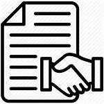 Contract Icon Agreement Plan Payment Icons Business