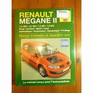 Revue Technique Megane 2 : renault megane ii 1 4 16v 1 6 16v 1 5 dci pack confort sport luxe authentique ~ Maxctalentgroup.com Avis de Voitures