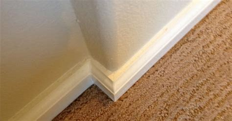 Square Baseboard Rounded (bullnose) Corners