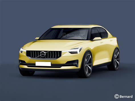 2018 Volvo S40 by Bernard Car Design 2018 Volvo S40
