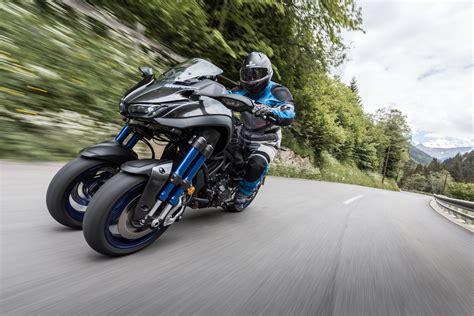 Yamaha Niken Wheelie by 2018 Yamaha Niken Impressions Visordown