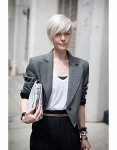 Coupe Cheveux Asymétrique : coupe courte asym trique hiver 2015 les plus belles coupes courtes de 2019 elle ~ Melissatoandfro.com Idées de Décoration