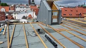 Dachpappe Verlegen Auf Holz : mopsis baublog unterkonstruktion dachterrasse liegt ~ Frokenaadalensverden.com Haus und Dekorationen