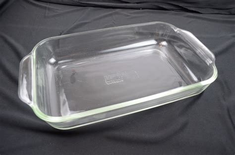 Pyrex In Toaster Oven - pyrex 11 x 7 oblong casserole baking oven pan dish