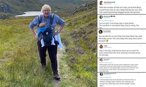Boris Johnson attracts criticism from parents for wearing ...