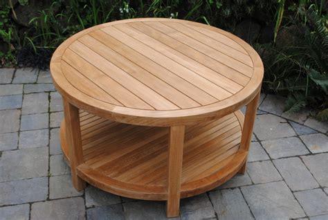 capitola coffee table paradise teak