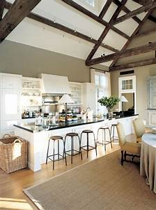 Metal Building Home Designs 37 Stylish Kitchen Designs For Your Barn Home Metal