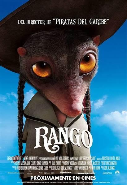 Rango Posters Poster Character Three Filmofilia
