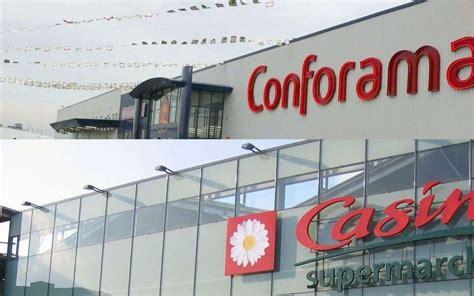 grande distribution conforama et casino cr 233 ent une centrale d achats commune sud ouest fr