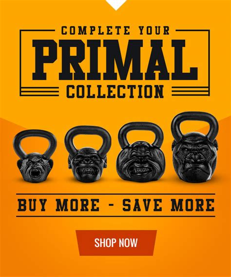 pood onnit primal kettlebell howler lineup completes bells completed been series complete mmasucka