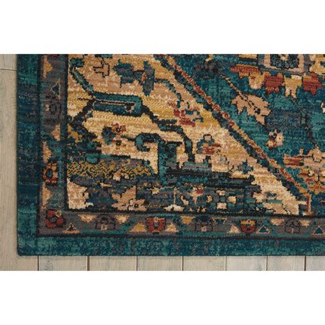 wayfair area rugs nourison blue area rug wayfair