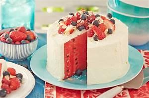 Watermelon Cake | Watermelon Recipes | Tesco Real Food