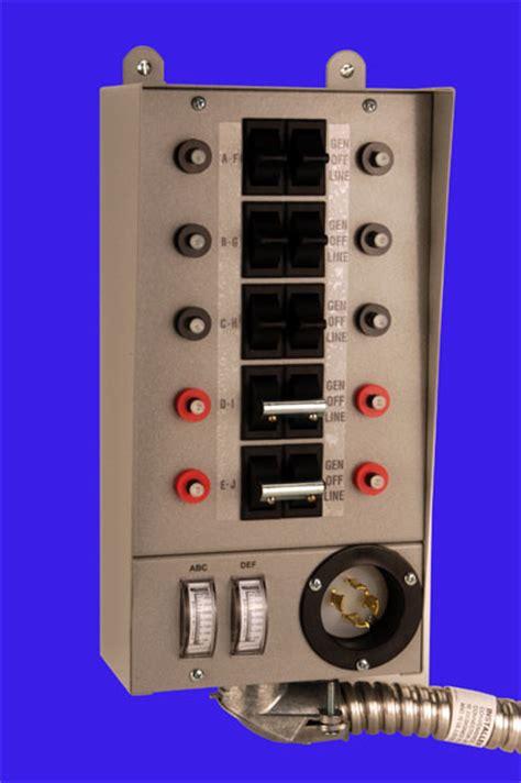 reliance protran  manual transfer switch