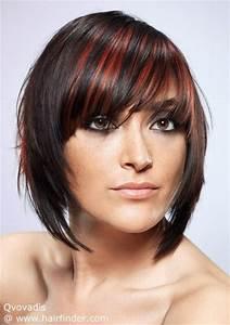 Coloration Cheveux Court : coupe cheveux courts visage rond ~ Melissatoandfro.com Idées de Décoration