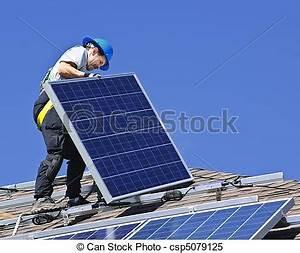 Installation Panneau Solaire : installation panneau solaire photovolta que nergie ~ Dode.kayakingforconservation.com Idées de Décoration
