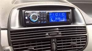 Fiat Punto Radio : fiat punto with dx370 radio installed youtube ~ Kayakingforconservation.com Haus und Dekorationen