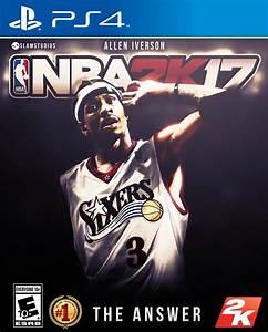 BEST Fan Made Custom Covers For NBA 2K17