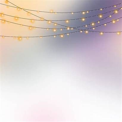 Transparent Lights Lighting Fairy Decoration Overlay Bulbs